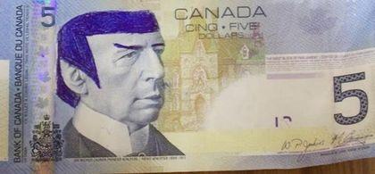 Интересное: Не рисуйте на банкнотах!