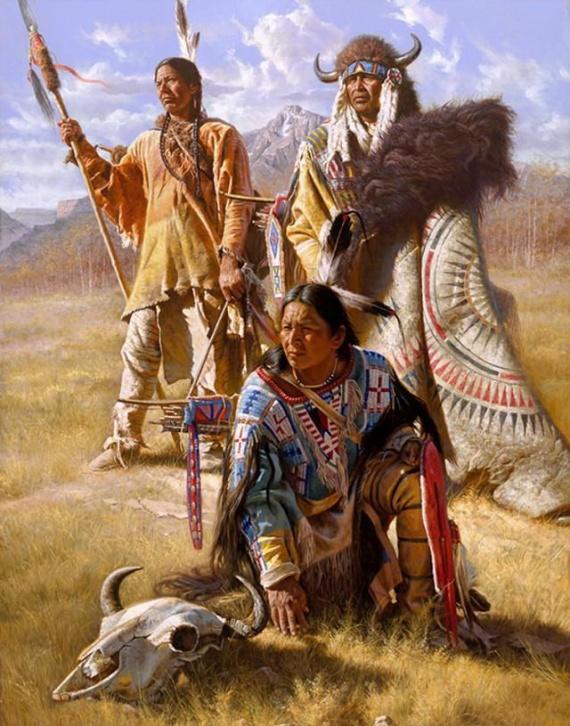 История: Индейцы