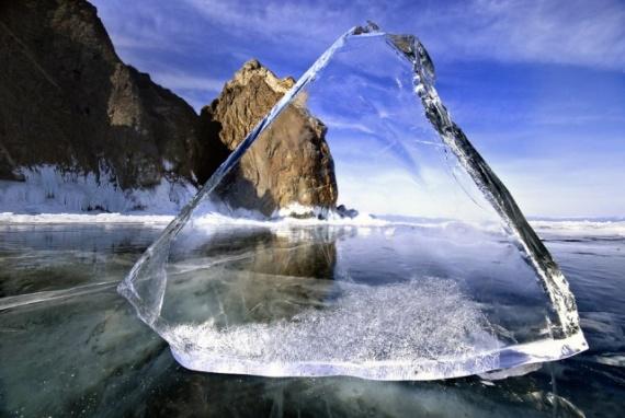 Природа: Лёд