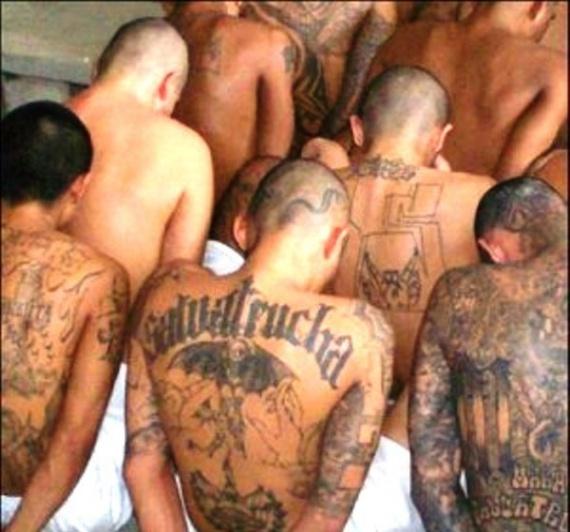 Криминал: Уличные банды