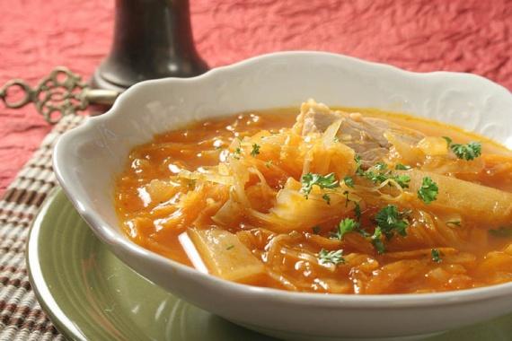 кухня: Русские супы