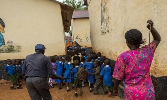 Страны: Не ходите, дети, в Африку гулять