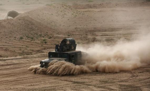 Война: Ирак, война, 2015 год