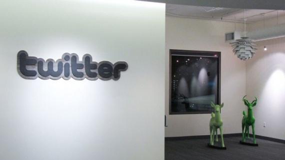 Технологии: Twitter. Офисная жизнь.