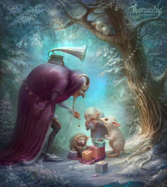 Картинки: Сказки по-взрослому