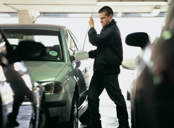 Криминал: Как угоняют  машины
