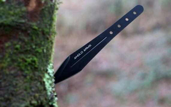 Интересное: Метание ножей