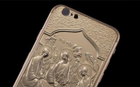 Технологии: Православный Айфон