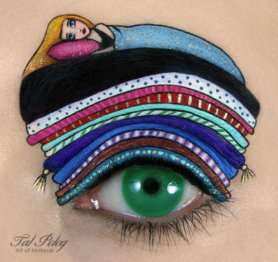 Интересное: Глаза - зеркало души