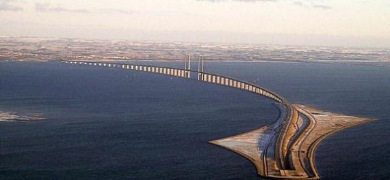 Общество: Начали строить керченский мост