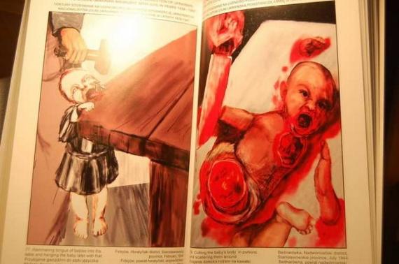 История: +18: Волынская резня