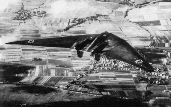 Война: Немецкие вундервафли