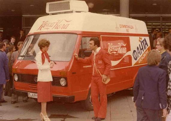 Интересное: Пепси в СССР