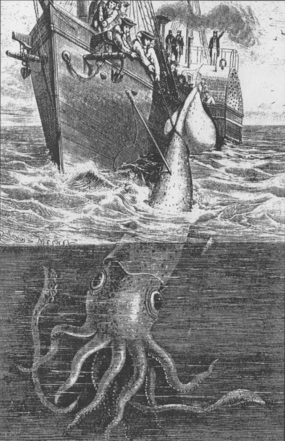 Природа: Таинственный океан