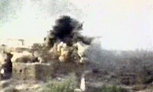 Война: Бадабер