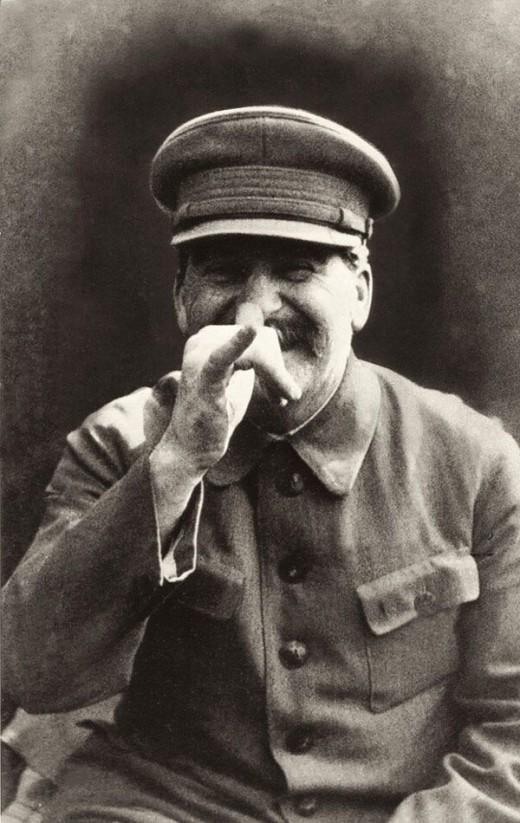 Личность: Шутки Сталина