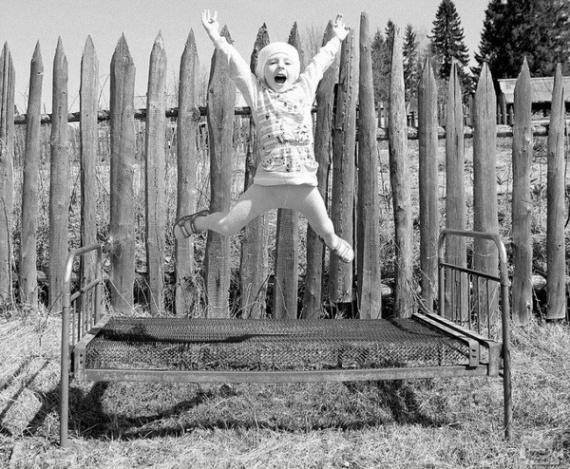 Жизнь: Детство