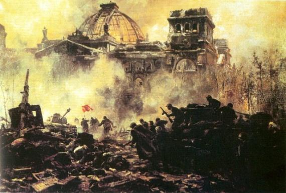 История: 2 мая взят Берлин