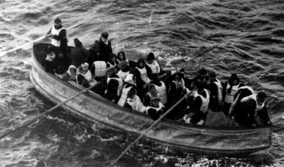 Интересное: Титаник