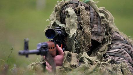 Война: Искусство снайпера