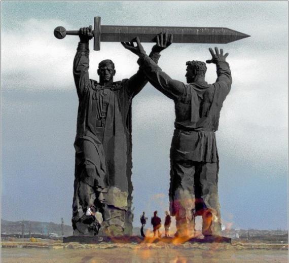 Общество: Триптих Победы
