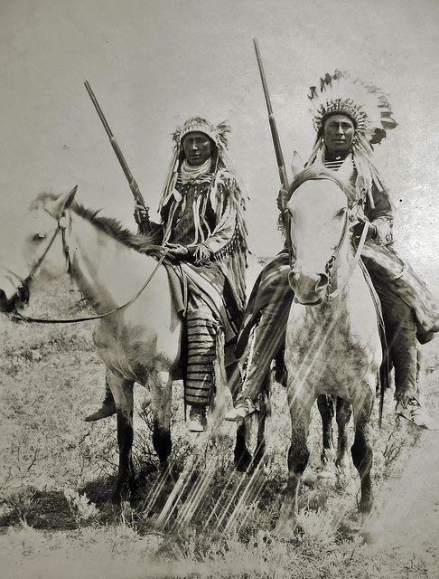 История: Кровожадные индейцы