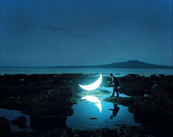 Интересное: Личная Луна