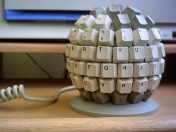 Технологии: Клавиатуры