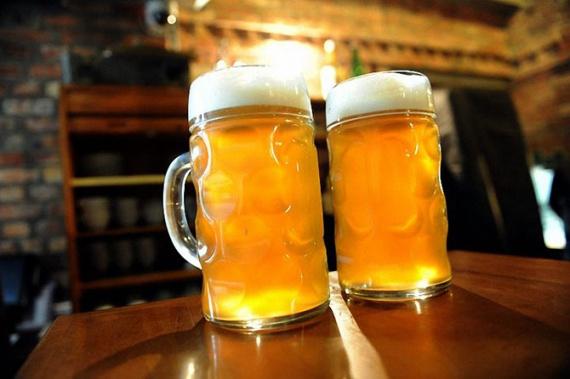 Здоровье: Пейте пиво!