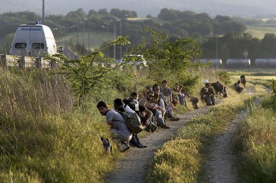 Общество: Будущие европейцы