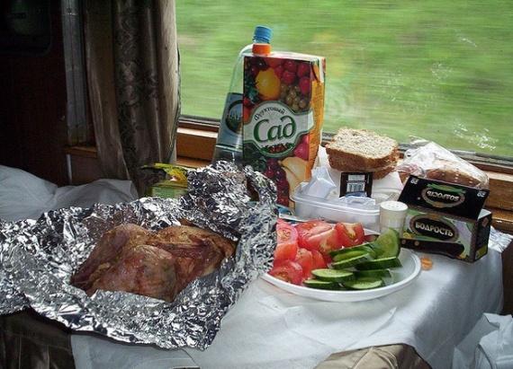 Полезные советы: Выжить в поезде