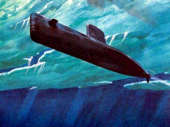 Юмор: Подводники и ....