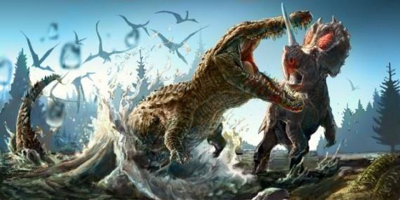 Самые сильные динозавры