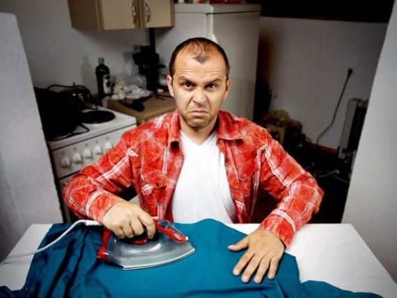 Жизнь: Зачем гладить белье?