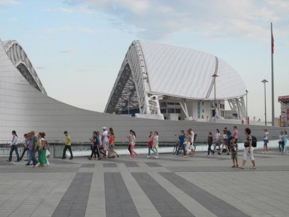 Адлер: Олимпийский парк