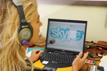 Технологии: Веб-версия Skype