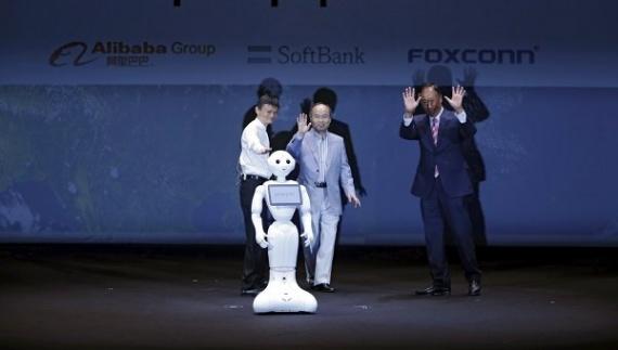 Технологии: Робот Pepper
