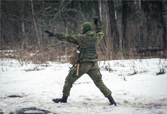 Война: Спецназ