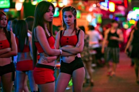 Путешествия: Секс-туризм