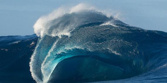 Природа: Волны-убийцы