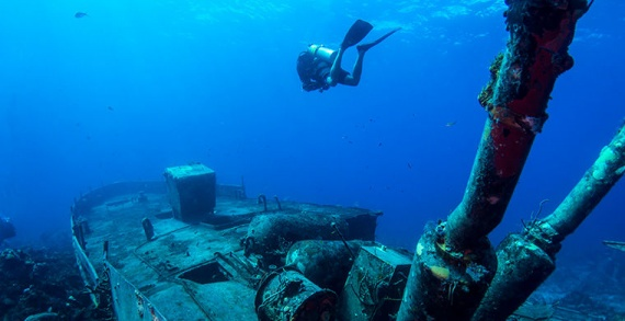 Интересное: Кладбища кораблей