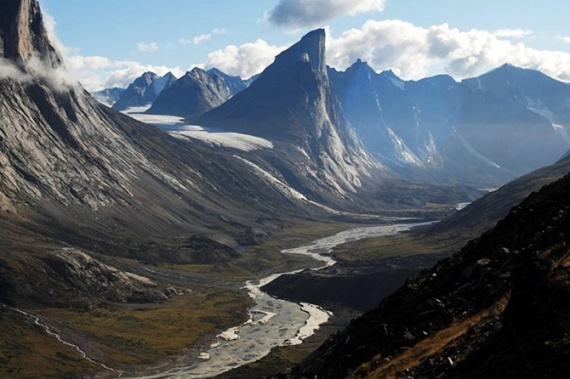 Природа: Красивые скалы