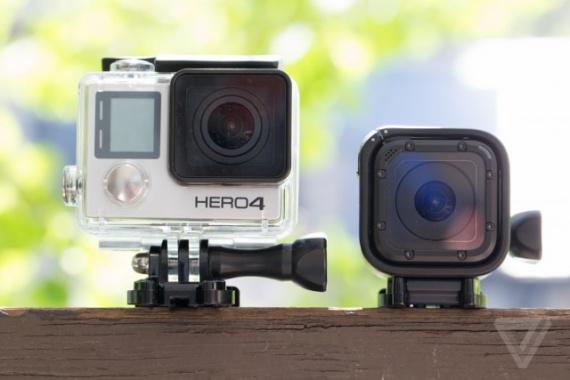 Технологии: Новая GoPro