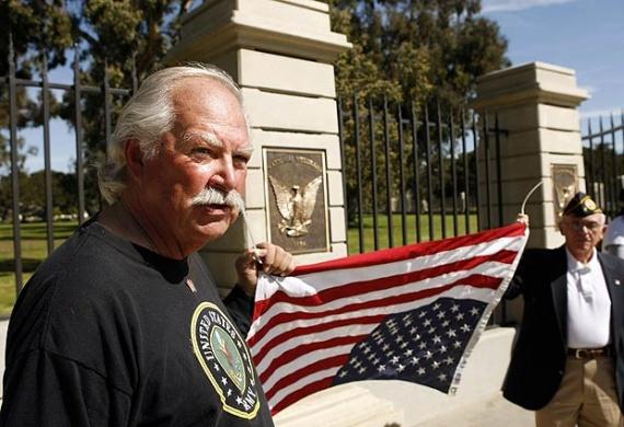 Юмор: Американский ветеран