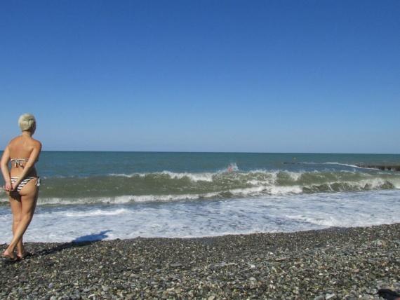 Море. Адлер
