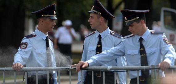 Закон: Путин сокращает МВД