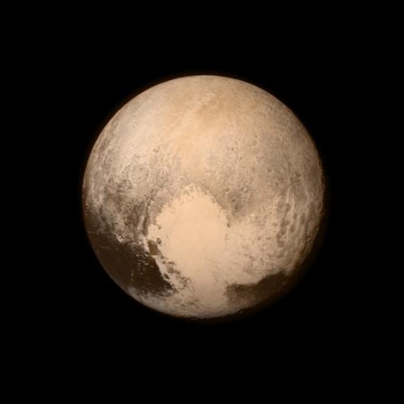 Интересное: Плутон