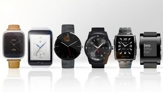Технологии: Умные часы