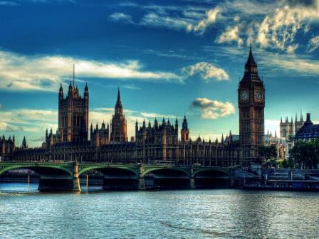 Страны: Факты о Британии