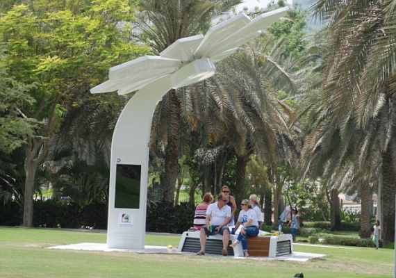 Технологии: Пальмовый Wi-Fi